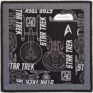 Star Trek Tooth Fairy Pillow