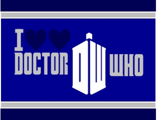 Doctor Who Time Lord Pillow