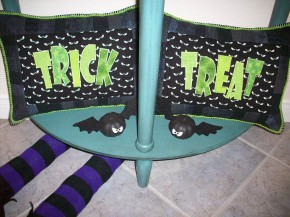 Trick Treat Pillows
