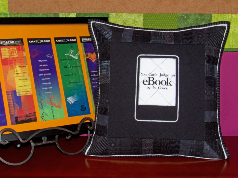 ebook Quilted Pillow