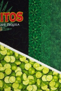 Tequila Quilt Detail