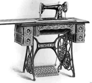 Treadle Sewing Machine