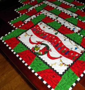 Grinch Placemats