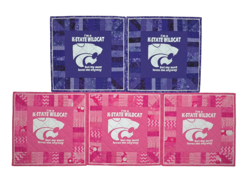 K-State Pillows