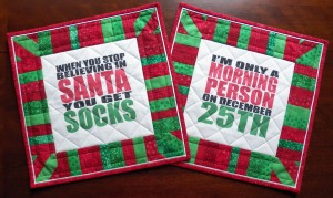 Holiday Humor Pillows
