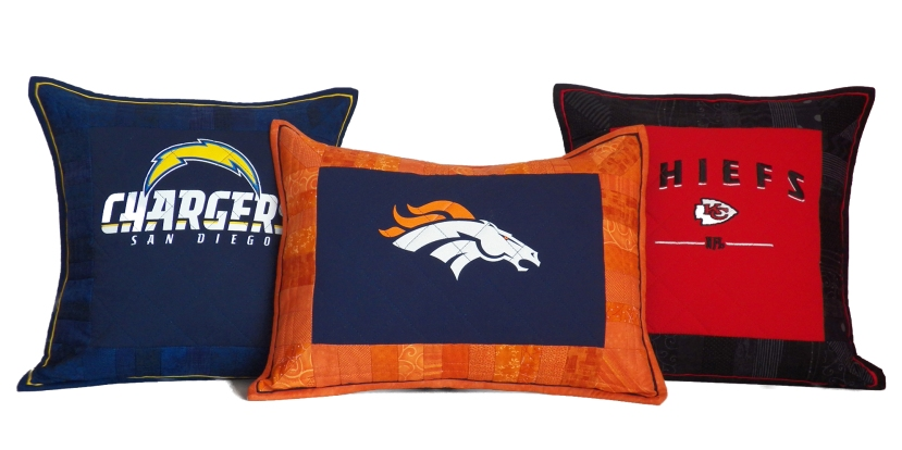 AFC West Pillows