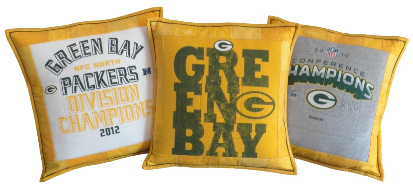 Green Bay Pillows
