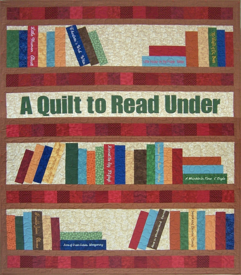A Quilt to Read Under