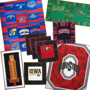 NCAA 2015 Quilts