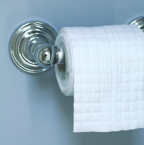 Quilted Toilet Paper